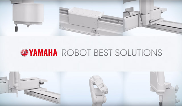Contax now distributing Yamaha robots 1