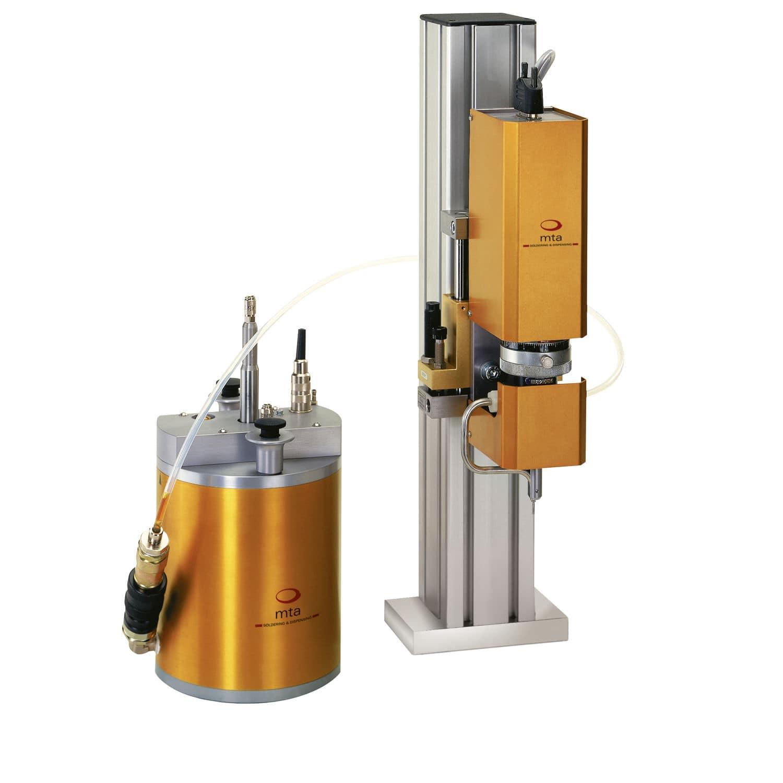 Dispensing Station for Inline Integrator
