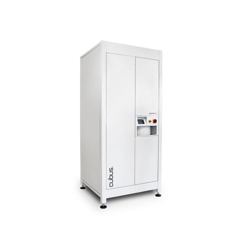 Cubus-Regular Connective Lean Storage Solution
