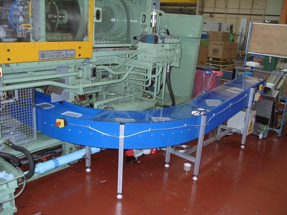 Curved Conveyors 1