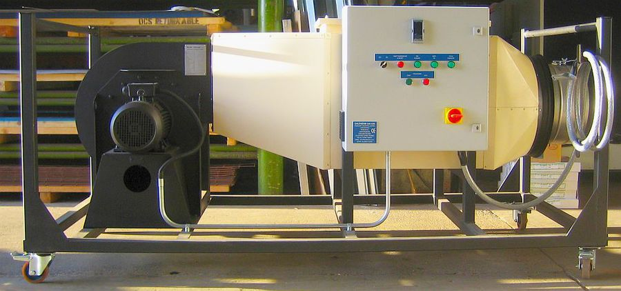 Mobile Industrial Heaters 1