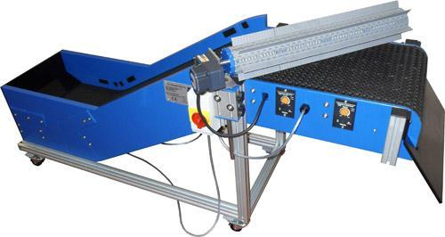 Paddle Separator Conveyors 1