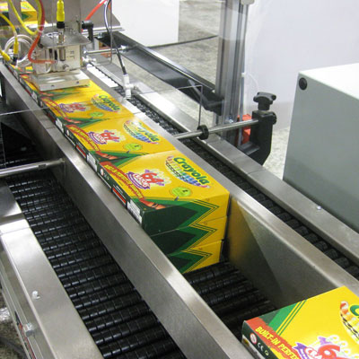 Shuttleworth Conveyors 1