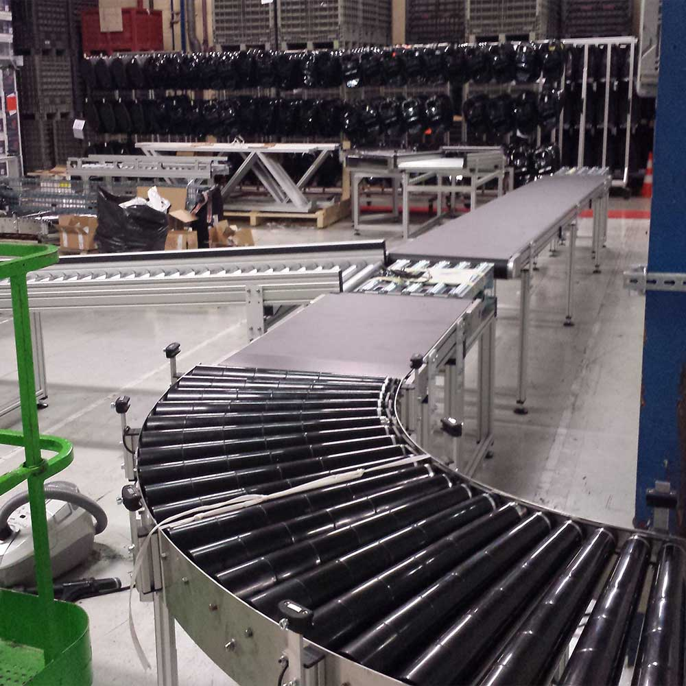 TB 90 Conveyors - Conveyors - Belt Conveyors